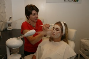 Be Smooth facial 6