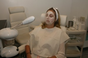 Be Smooth facial  7 steam